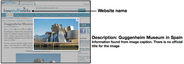 how to cite a photo in chicago  turabian