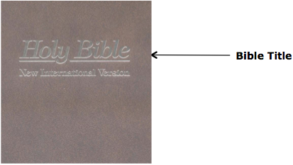 how to cite the bible in mla blog bible cover