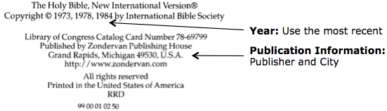 how to cite the bible in mla 7 easybib blog